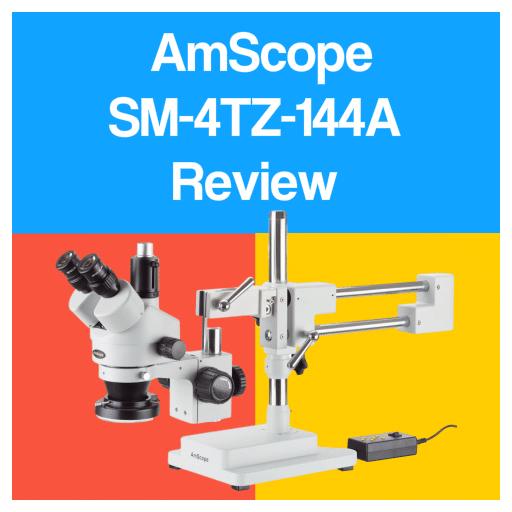 AmScope SM4TZ144A Review